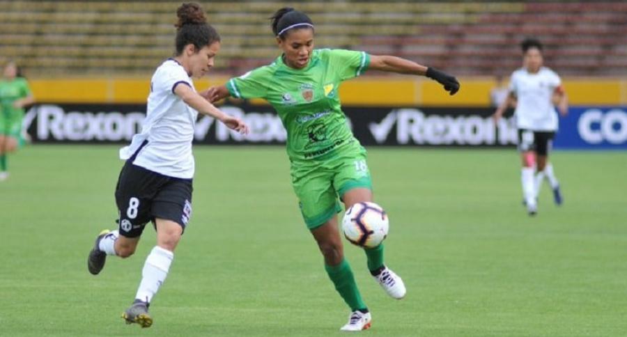 Huila Colo Colo en Libertadores-femenina-2019