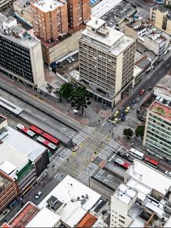La semana entrante comenzarán las demoliciones para abrirle paso al metro de Bogotá