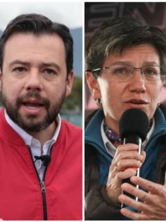 Miguel Uribe iguala a Claudia López, pero a ambos los aventaja Carlos F. Galán: Guarumo