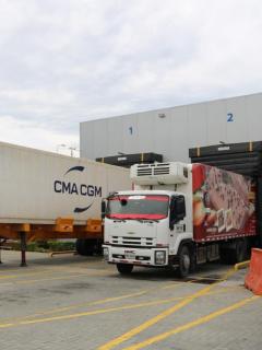 Primera exportación de carne de cerdo colombiana
