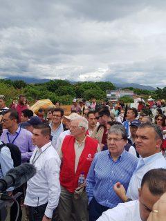 Colombia recibirá otra millonaria donación de España para atención de venezolanos