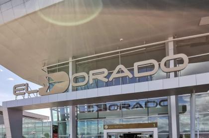 Aeropuerto El Dorado, de Bogotá