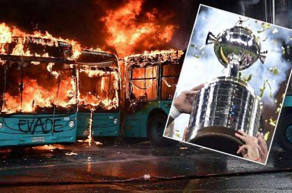 Santiago de Chile y Copa Libertadores