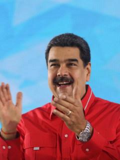 Maduro insulta a presidente de Ecuador y habla sobre las protestas en países de la región