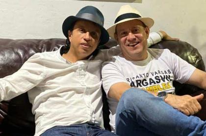 Jonatan Tamayo y Crisanto Vargas, 'Vargasvil'