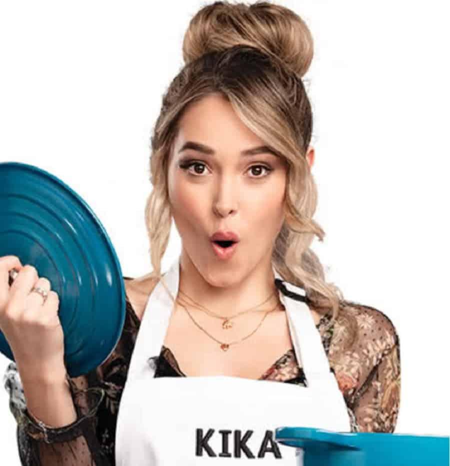 Kika Nieto, 'youtuber'.