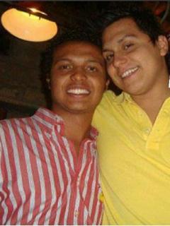 """""""Perdóneme, 'negro'"""": mensaje que ex de Laura Moreno le dejó a Colmenares en Facebook"""