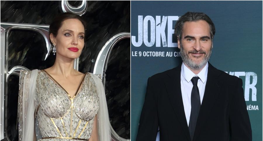 Angelina Jolie / Joaquin Phoenix