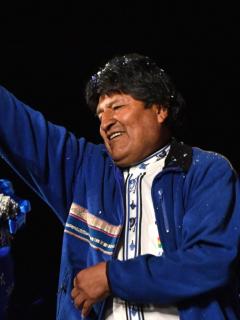 Evo Morales le dio la vuelta a votación y está a punto de ser reelegido; ¿milagro?