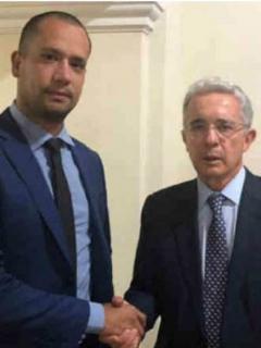 Abogado de Álvaro Uribe