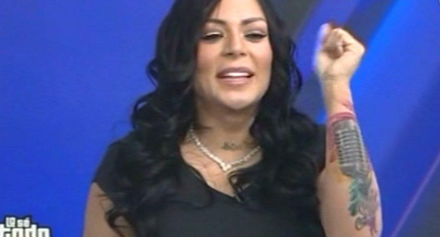 Nuevo tatuaje de Marbelle