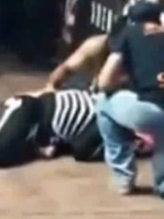 [Video] Luchador termina en el hospital al sufrir escalofriante caída desde un ring