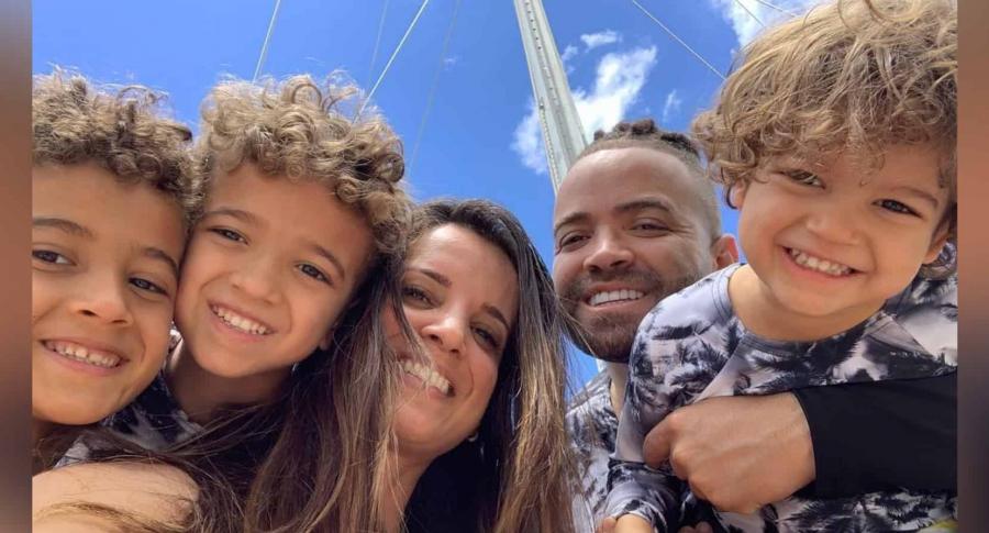 Inger, Nacho y sus hijos
