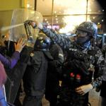 Protestas en Bolivia después de elecciones
