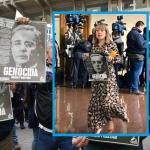 Cartel contra Uribe