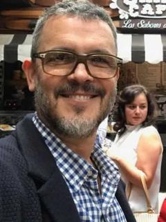 Guillermo Vives, empresario y hermano de Carlos Vives.
