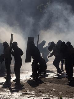 Asciende a dos la cifra de colombianos fallecidos durante protestas de Chile