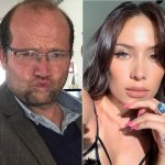 Daniel Samper, periodista; y Luisa Fernanda W, 'youtuber'.
