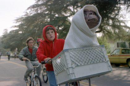 Henry Thomas en 'E.T.'