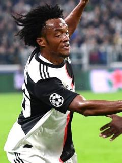 [Video] Cuadrado: pase gol y figura en remontada de Juventus en Champions