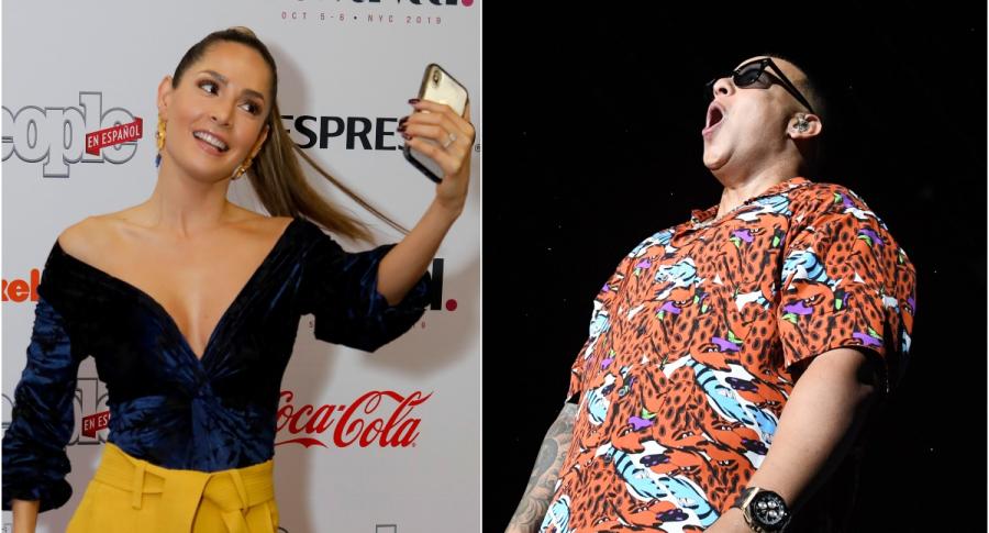 Carmen Villalobos / Daddy Yankee