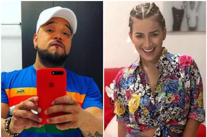 Yader Romero y Anny Sarmiento