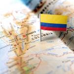 Mapa Colombia