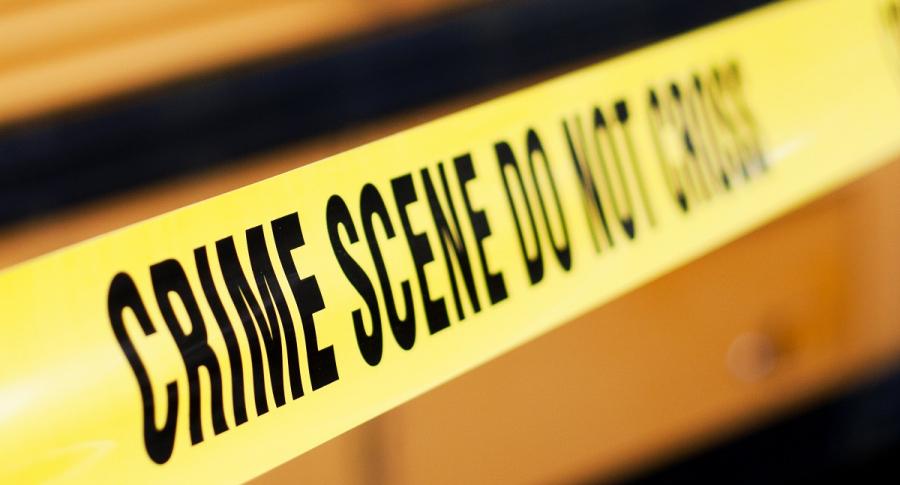 Cinta para escena del crimen