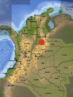 Sismo de magnitud 4,5 en Santander se sintió en varias partes del país