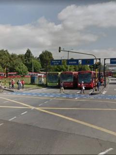 Choque de buses de TM origina retrasos en el Portal 80