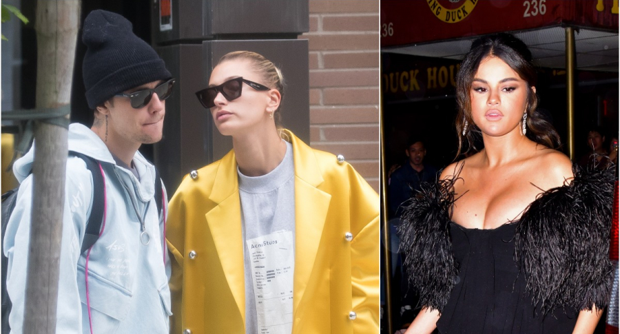 Justin Bieber y Hailey Baldwin / Selena Gomez