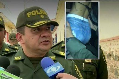 Escándalo en Policía de Antioquia