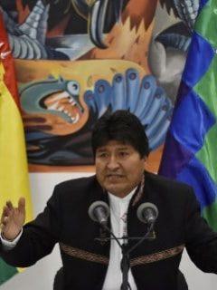 Evo Morales no aguantó presión y renunció a la presidencia de Bolivia