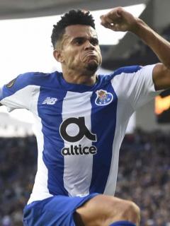 [Video] Empujando como un camión, Díaz anota en Liga de Europa y deja vivo al Porto