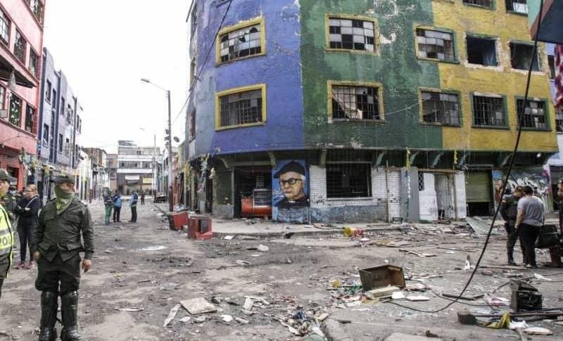 Calle de El Bronx