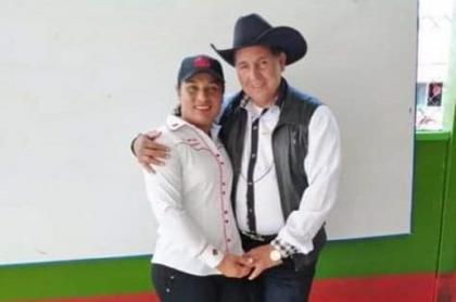 Ex Farc Alexander Parra