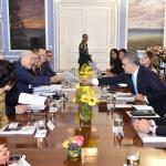Reunión Duque OCDE