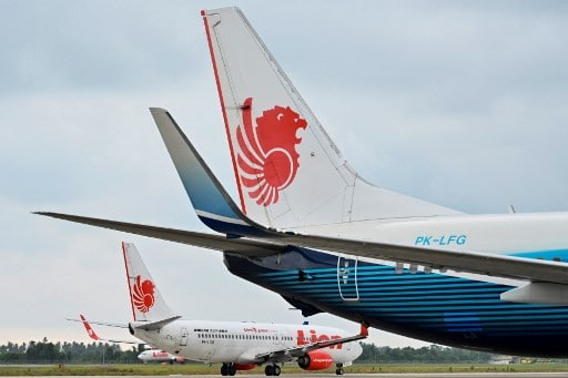 Boing de Lion Air