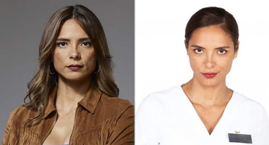 Viña Machado, actriz.