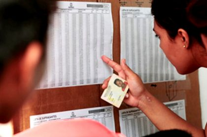 Votantes