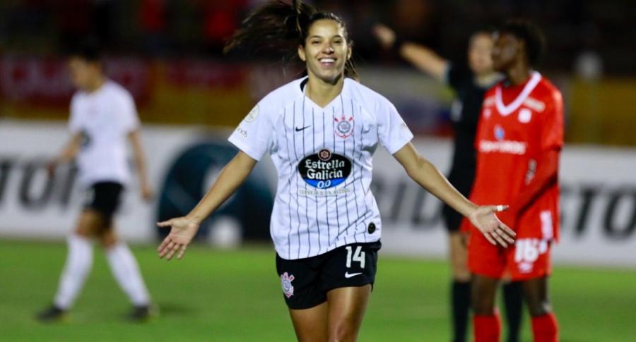 Corinthians América Libertadores femenina 2019
