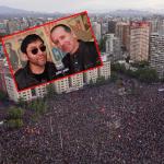 Marchas en Chile.