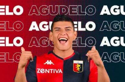 Colombiano marca en victoria de Genoa