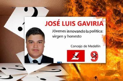Candidato a Concejo de Medellín