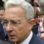 Álvaro Uribe y Alfredo Ramos