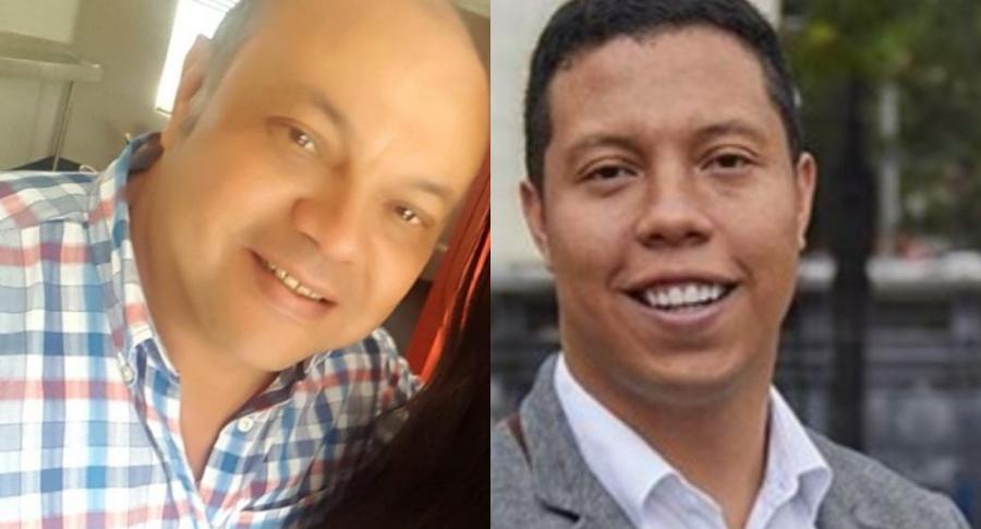 Luis Alfonso y Jorge Luis Colmenares