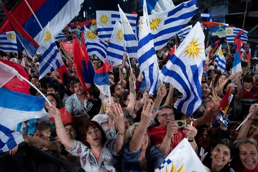 Elecciones en Uruguay