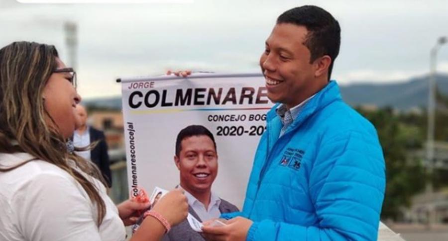 Jorge Colmenares