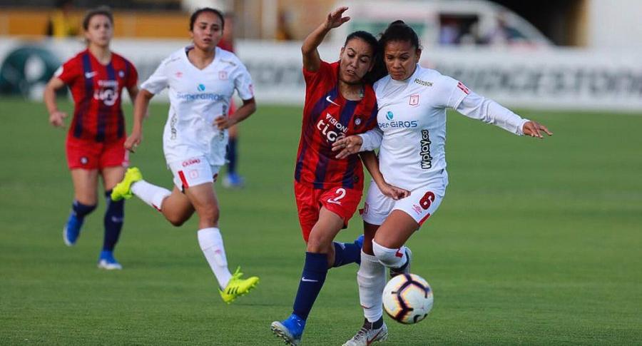 América de Cali Libertadores femenina 2019
