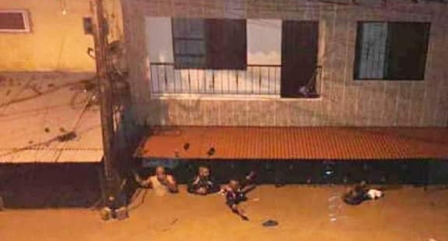 Inundación de Apartadó Antioquia